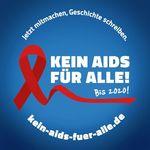 Kein AIDS für Alle Logo